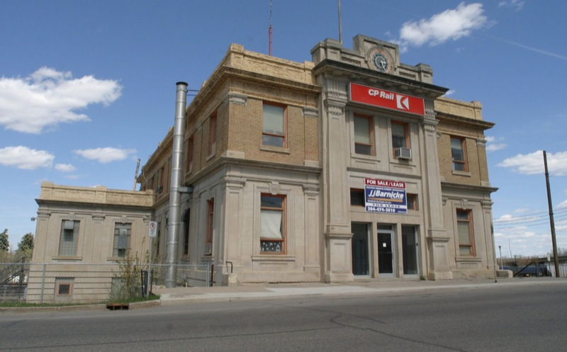The CP Rail station building, at the foot of Tenth Street, downtown Brandon, will welcome its first tenant in years this September.