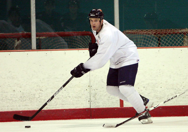 Brett Skinner is the second Brandonite this summer to sign a contract with a Kontinental Hockey League team.