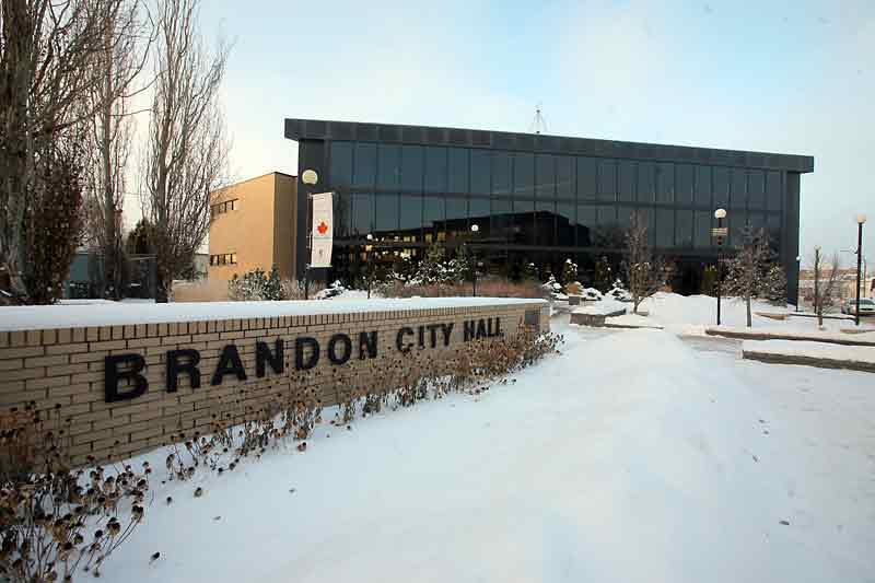 Brandon City Hall may be covered in a blanket of snow, but there's no freeze planned for next year's spending. The first draft of the 2014 budget calls for a 2.85 per cent increase in property taxes, as the budget goes up to a total of $75.3 million next year.