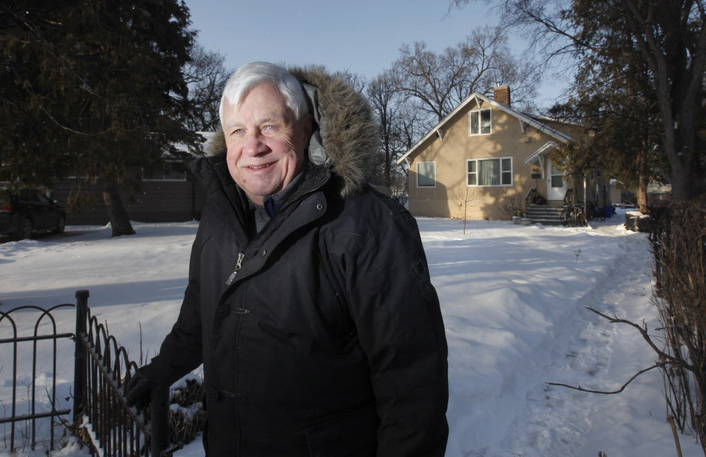 Tom Denton is one of 14 new Order of Manitoba inductees.