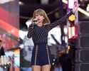 FILE - In this Oct. 30, 2014 file photo, Taylor Swift performs on ABC's