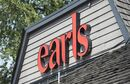 A Earls restaurant is pictured in North Vancouver, Thursday, April 28, 2016. Earls restaurant chain says Canadian beef is back in its Alberta and Saskatchewan outlets after an outcry from consumers. THE CANADIAN PRESS/Jonathan Hayward