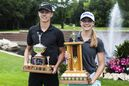 Glenboro's Zach Wytinck and Erickson's Bobbi Uhl claimed the Manitoba junior men's and women's golf championships with victories at Bel Acres Country Club on July 13, 2016.