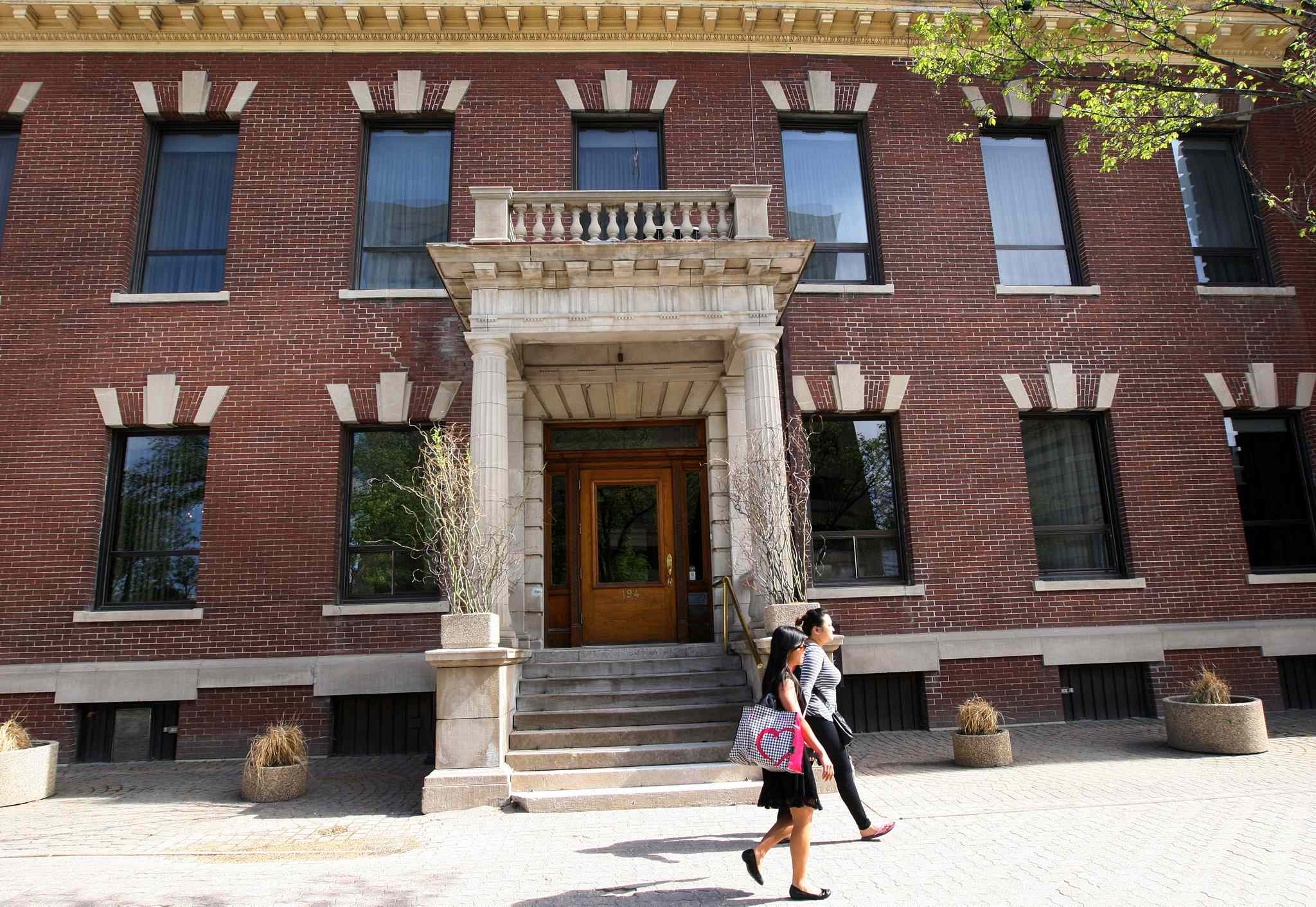 The Manitoba Club is awaiting assessment for full-blown heritage protection