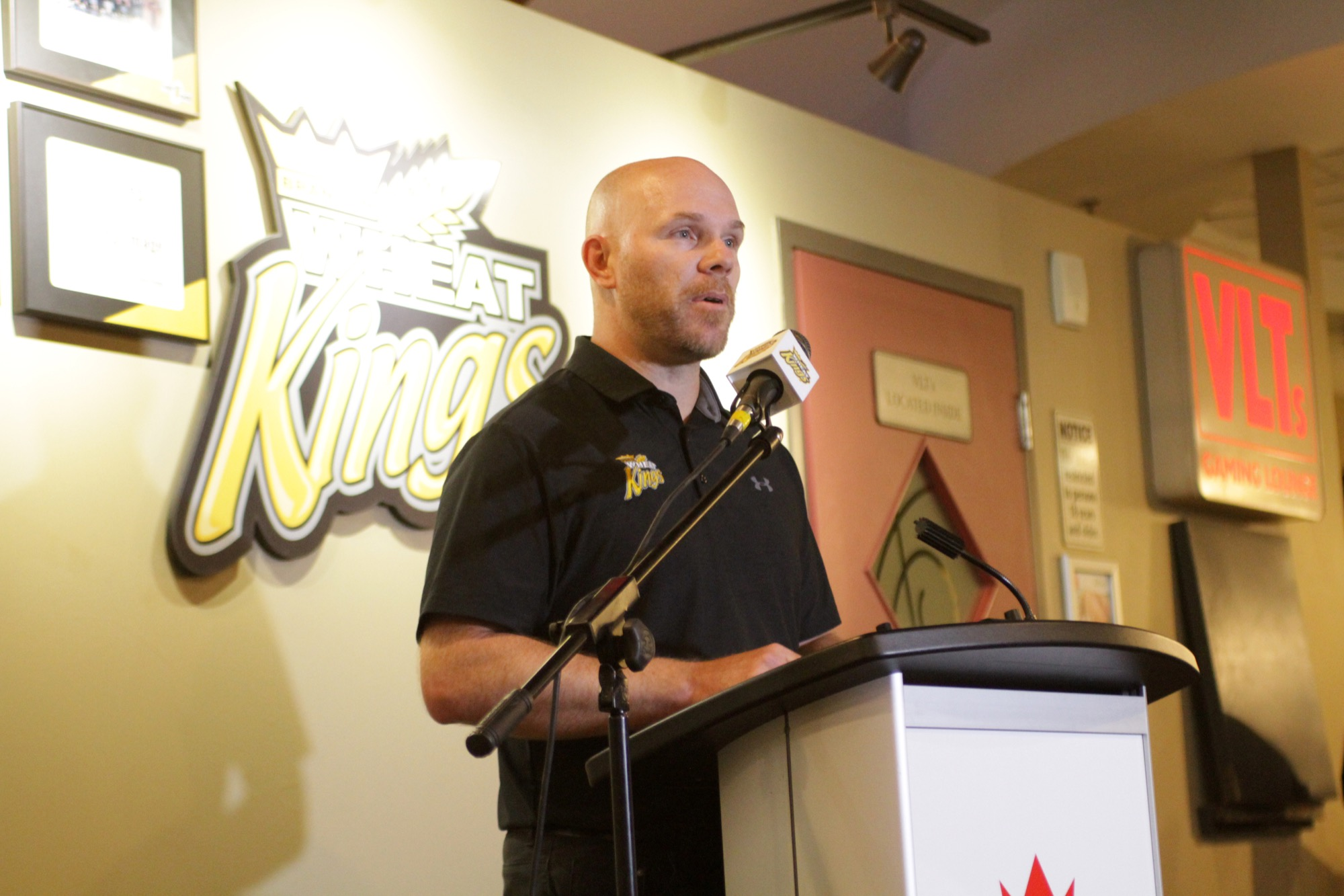 Brandon Wheat Kings general manager Darren Ritchie announced Dave Gasper as the club's assistant GM on Thursday.