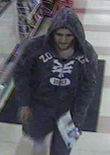 Police are looking for this man, who tried to rob a 7-Eleven store in Brandon early Sunday morning.