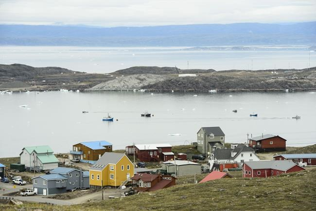 Nunavut announces 34 new cases of COVID-19