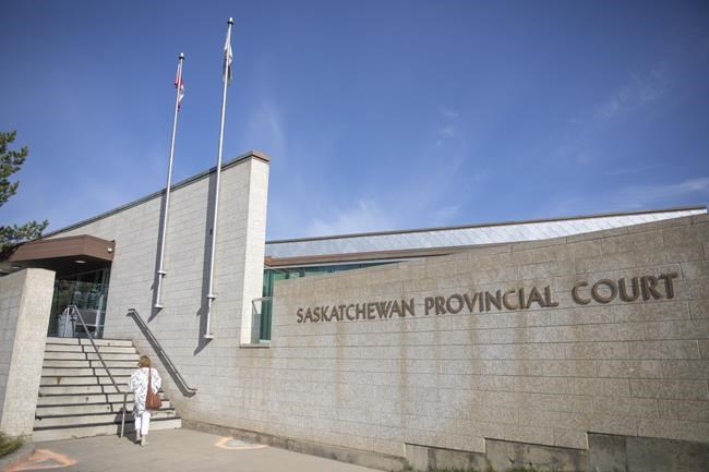 Mountie charged with first-degree murder in Saskatchewan — CP NewsAlert