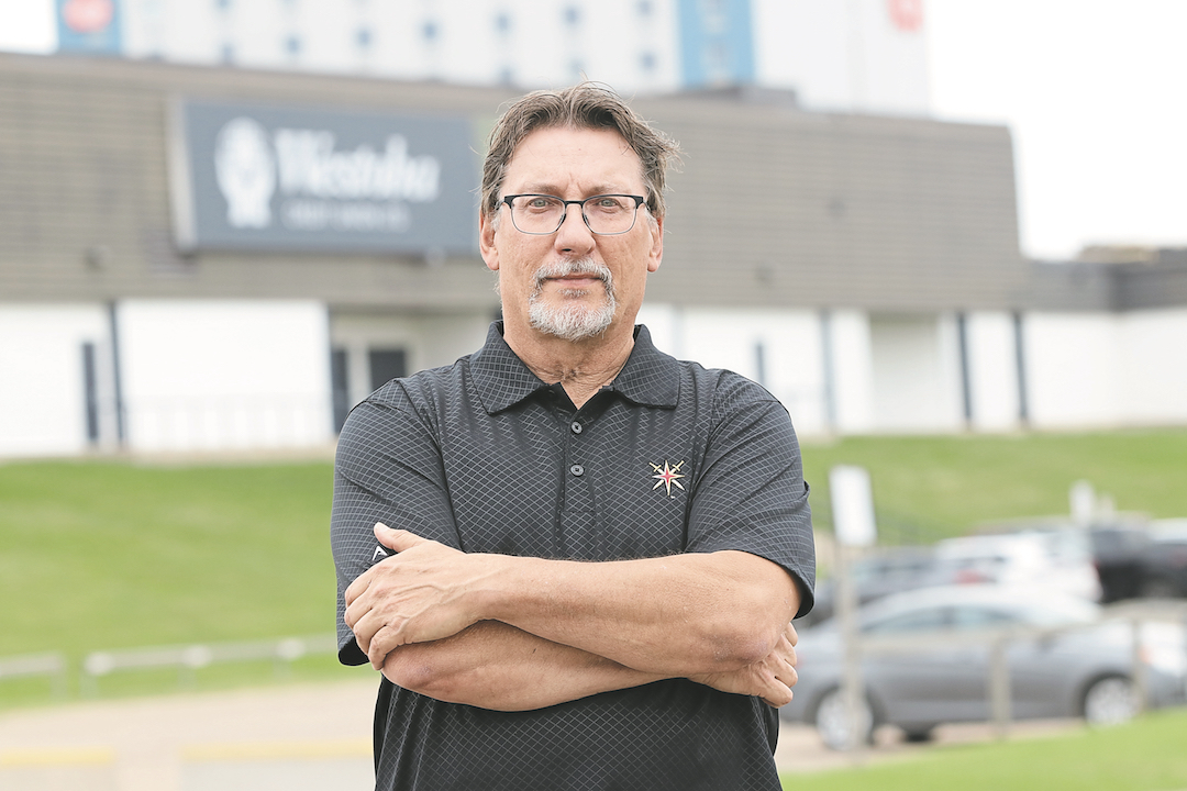Rick Dillabough became one of the public faces of the Brandon Wheat Kings after spending 31 years with the Western Hockey League team. He left the job on May 31.