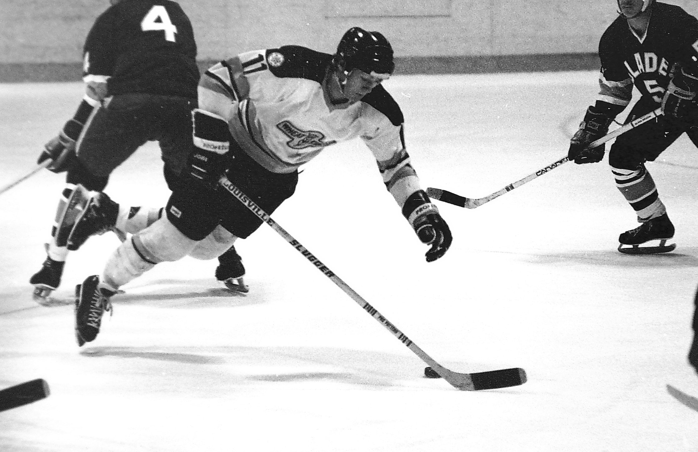 Brant Kiessig became a terrific penalty killer while also scoring 29 goals for the Wheat Kings.