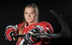 Ashleigh Brykaliuk of Brandon