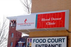 The 17 employees at Brandon's Canadian Blood Services location were given 90-day layoff notices on Thursday.