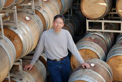 Howard Soon is the head winemaker at Sandhill Winery in British Columbia.
