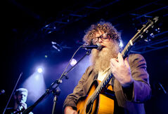 Ben Caplan will be headlining Saturday night at the Brandon Folk, Music and Art Festival.