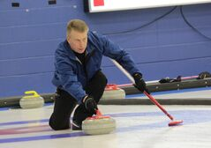 Mark Anderson and his Riverview Curling Club foursome won the provincial men's Travelers crown, knocking off Scott Barth 8-2 in Sunday's final in Winnipeg.
