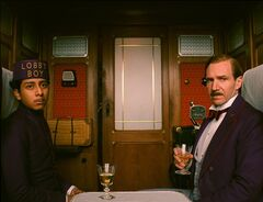 "Tony Revolori and Ralph Fiennes star in ""The Grand Budapest Hotel,"" out on DVD June 17. THE CANADIAN PRESS/ho-20TH CENTURY FOX"