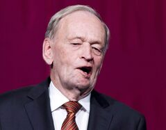 Former Prime Minister Jean Chretien is pictured in Toronto on January 21, 2014. THE CANADIAN PRESS/Nathan Denette