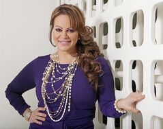 Mexican-American singer and reality TV star Jenni Rivera is pictured March 8, 2012. THE CANADIAN PRESS/AP, Reed Saxon