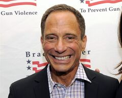 "FILE - This May 7, 2013 file photo shows TMZ.com founder Harvey Levin at The Brady Campaign to Prevent Gun Violence Los Angeles Gala in Beverly Hills, Calif. Levin is co-producing a new reality series, ""Famous in 12,"" so named for the number of episodes on the CW that the good-looking clan from sleepy Beaumont, California, will get to prove themselves. The family, a writer-mom and model-daughter among them, were picked from among 10,000 videos submitted more than a year ago, Levin said Thursday, May 22, 2014, by phone from Los Angeles. (Photo by Chris Pizzello/Invision/AP, File)"