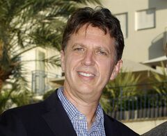 FILE - This Oct. 3, 2011 file photo shows executive producer Tim Kring during the 27th MIPCOM (International Film and Programme Market for Tv, Video,Cable and Satellite) in Cannes, southeastern France. Kring is the producer of the new series