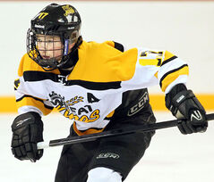 Jordan Stallard is one of Brandon's top bantam players.