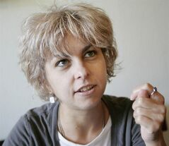 Children's book author Kate DiCamillo is pictured in a Oct. 21, 2008 photo in Minneapolis. THE CANADIAN PRESS/AP, Jim Mone