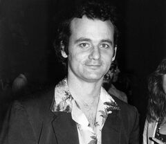 Bill Murray of NBC's