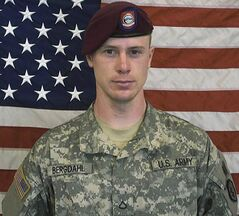 An undated file image provided by the U.S. Army shows Sgt. Bowe Bergdahl.