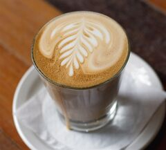 Coffee from Habit Coffee in Victoria is pictured in a handout photo. THE CANADIAN PRESS/HO