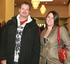 Jeff and Shawna Paulsen.