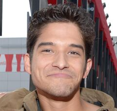 Tyler Posey is pictured April 13, 2014 in Los Angeles. THE CANADIAN PRESS/AP, John Shearer/Invision