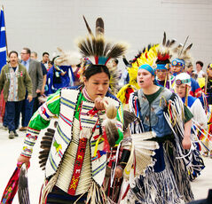 Brandon University's annual Graduation Powwow, which will be held on Thursday at 6:30 p.m., will include singing, dancing and a giant pot of wild meat stew.