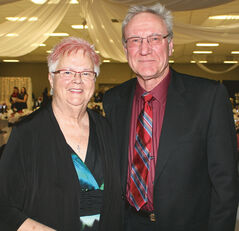 Shirley and Dave Boychuk.