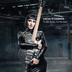 The cover of Sinead O'Connor's latest album