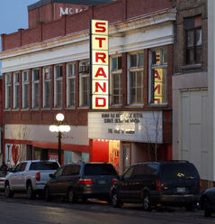 Brandon University has purchased the former Strand Theatre downtown for $1.