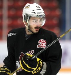 Richard Nejezchleb (above) and Peter Quenneville and Eric Roy head to NHL camps on Sept. 10.