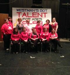 Westman's Got Talent is a fundraiser for the community causes of the Kinette Club of Brandon.