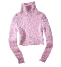 A designer Cropped Turtleneck Sweater is pictured. THE CANADIAN PRESS/ HO, Winners