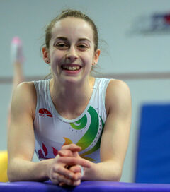 Isabela Onyshko: Sixth in the country