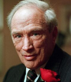 Pierre Trudeau is pictured in a Nov. 8, 1993 file photo.THE CANADIAN PRESS/Ryan Remiorz