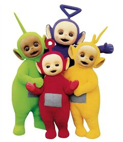 This photo provided by Ragdoll is of the Teletubbies. The Teletubbies are headed back to television with the help of a Canadian production company. After more than a decade's absence, Halifax-based children's programming company DHX Media Ltd. says it will resurrect the series that was once a sensation with preschoolers. THE CANADIAN PRESS/ho-Ragdoll-Derek Reed