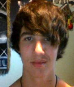 Anthony Jodoin, a 15-year-old boy, was last seen cycling near MacGregor on the Trans-Canada Highway.