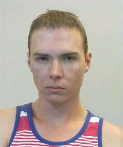 Luka Rocco Magnotta is pictured in a photo released on June 5, 2012. THE CANADIAN PRESS/HO, Montreal Police