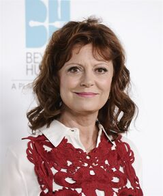 FILE - In this Sept. 19, 2013 file photo, actress and honoree Susan Sarandon arrives at the 2nd Annual