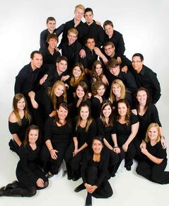 "Westman's Polyphony is only in its second season, but the choir has already made its mark on the music scene with its style and blend. Many of its members are Brandon University music students, local teachers and youth choir alumni who are delighted to continue the ""Westman Youth Choir experience"" in this new choir. Members hail from many different communities, including Thompson, Portage, Oak Lake, Virden, Strathclair, Gladstone, Killarney, Moosomin, Fort Francis, Minnedosa, Neepawa, and Brandon."