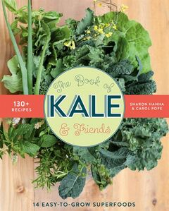 "The cover of ""The Book of Kale and Friends"" by Sharon Hanna and Carol Pope (Douglas & McIntyre, 2014), is pictured. THE CANADIAN PRESS/HO"