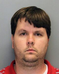 In this undated photo released by the Cobb County (Ga.) Sheriff's Department, Justin Ross Harris poses for a photo. Harris, 33, accused of leaving his 22-month-old son in an SUV on a hot day returned at lunchtime to put something in the vehicle, where the child was strapped into a seat in the back, according to an arrest warrant filed Tuesday, June 24, 2014. (AP Photo/Cobb County (Ga.) Sheriff's Department)