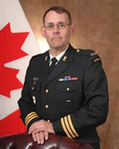 Lieutenant-Colonel Daniel R. Bobbitt is pictured in an undated photo. Military officials confirm Lt.-Col. Bobbitt died when a light armoured vehicle rolled over during a training mission for Exercise Maple Resolve 2014 at Canadian Forces Base Wainwright. THE CANADIAN PRESS/HO