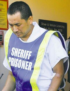 Vince Li, who killed and beheaded Tim McLean aboard a Greyhound bus in 2008, was in court on Monday.