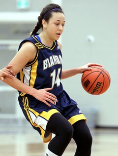 Brandon Bobcats guard Cassie Cooke led the country in scoring, averaging 23.6 points per game.